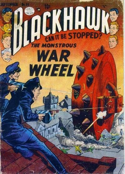 Image result for DC war wheel