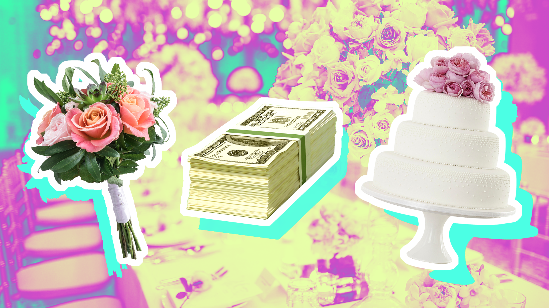 Exactly How I Threw a Wedding That Cost Me Less than