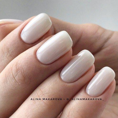 neutral nail art design manicure nailart nails