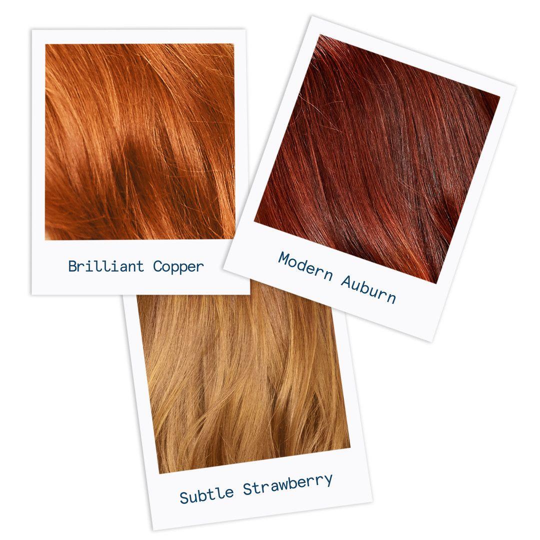 Semi Permanent Vs Demi Permanent Hair Color Red Hair Color