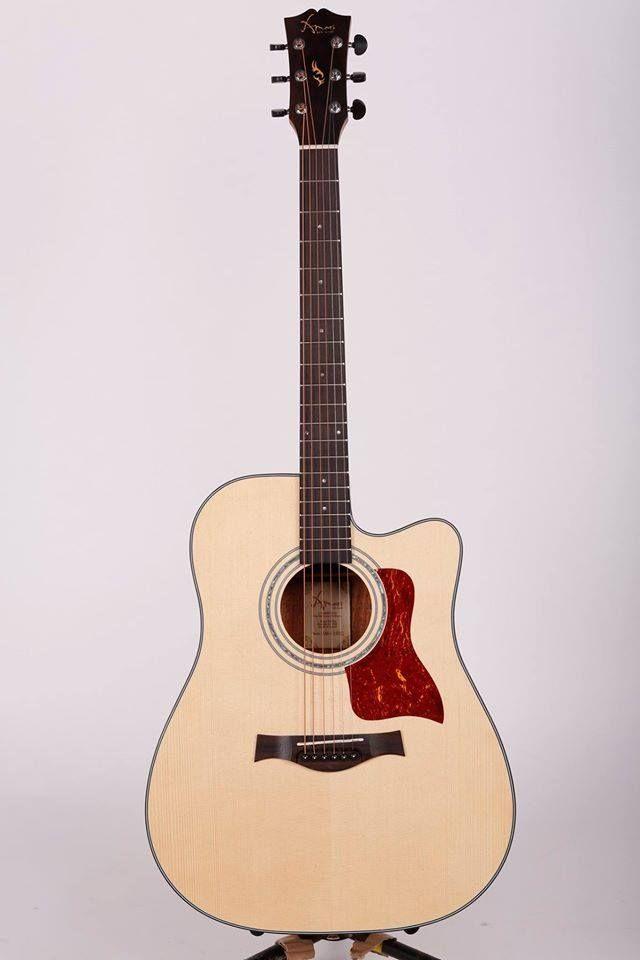 Amari 4188 C Solid Top Dreadnaught Acoustic Guitar Specs Amari 4188 C Price 7500 Pick Ups Cost Additional 1700 Body Dread Guitar Acoustic Guitar Acoustic