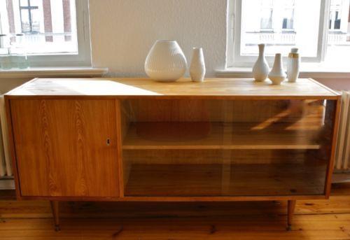 Ddr Küchenmöbel ~ Vintage sideboard ddr hellerau ddr möbel ddr