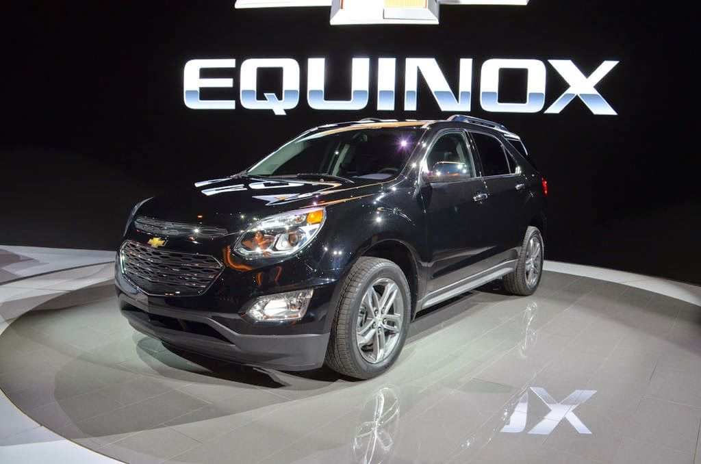 Hank Graff Chevrolet Bay City 2016 Chevrolet Equinox Is First Vehicle To Adopt Corvette Design Cues Chevy Equinox 2017 Chevrolet Equinox Chevrolet Equinox