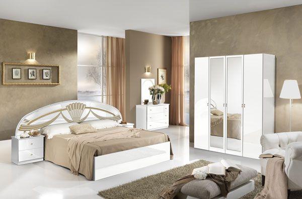 Chambre à coucher ATHENA couleurs chambre Pinterest