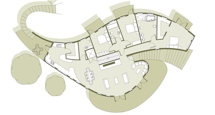 Curve Residential Plan - Google Search