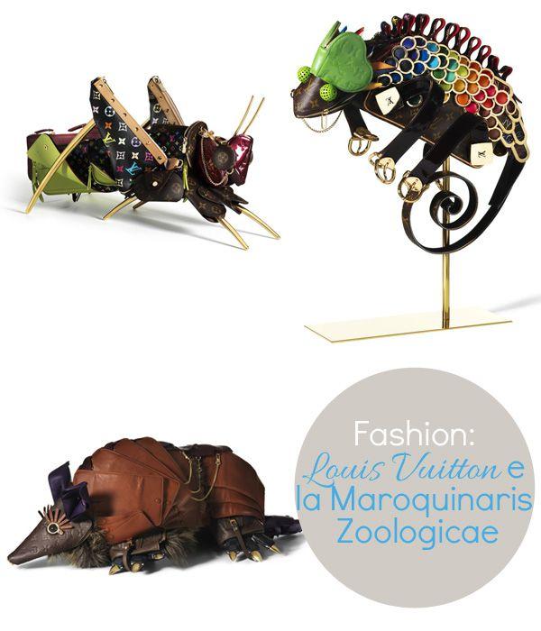 Animali riprodotti come piccoli gioielli dal designer inglese.