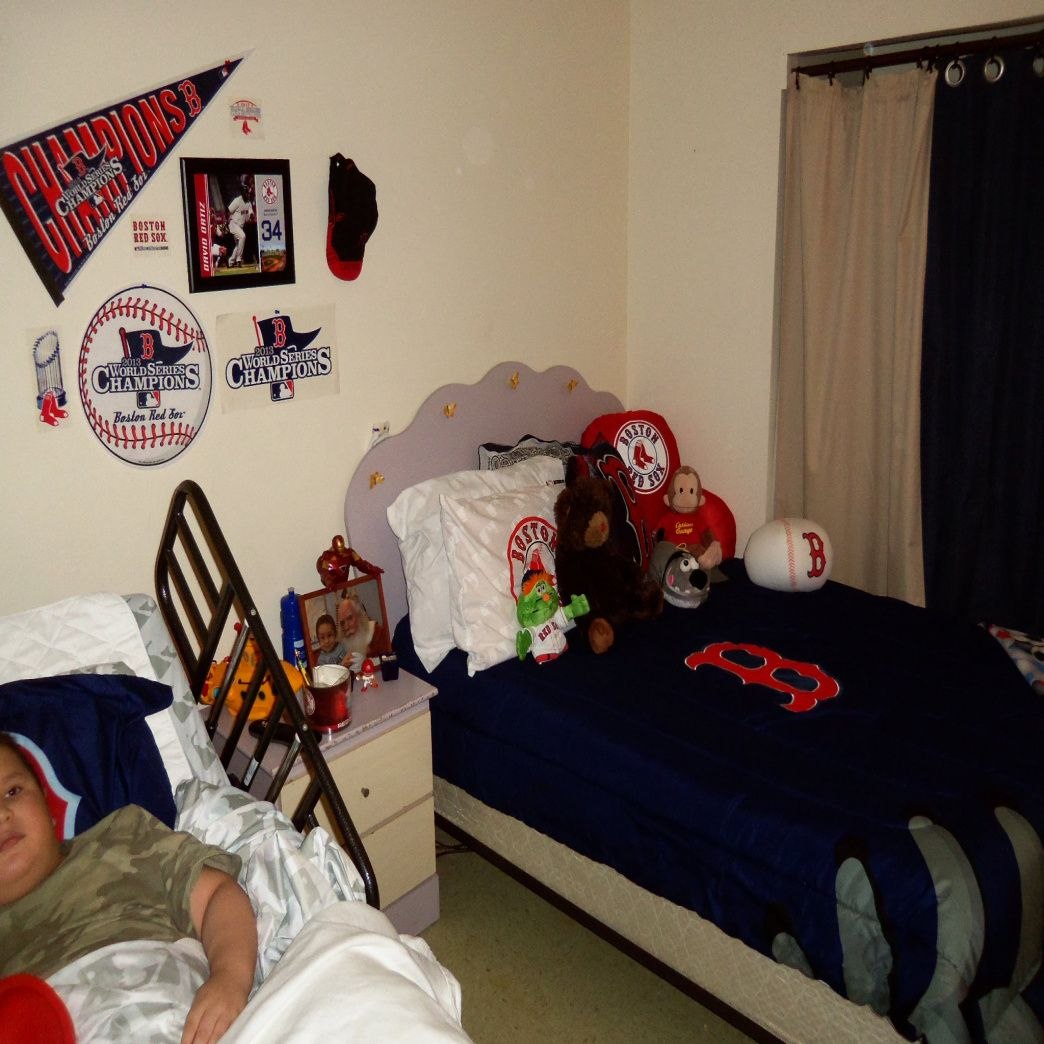 Red Sox Bedroom Ideas For Decorating