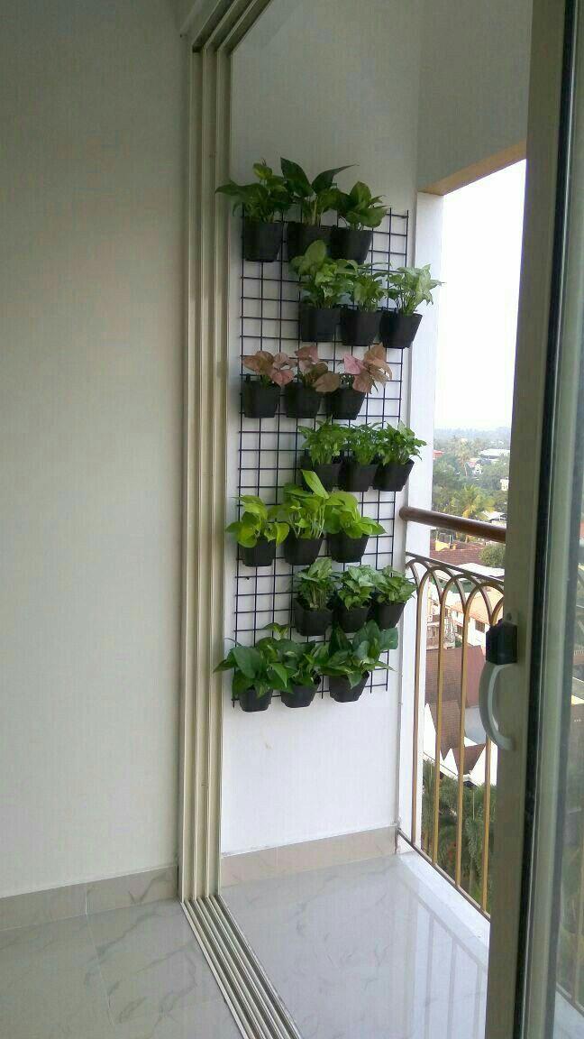 Images By Sharityn On Y Dios Inspira Mis Futuros Espacios | Small Balcony Garden, Home Garden Design, Apartment Garden DD8