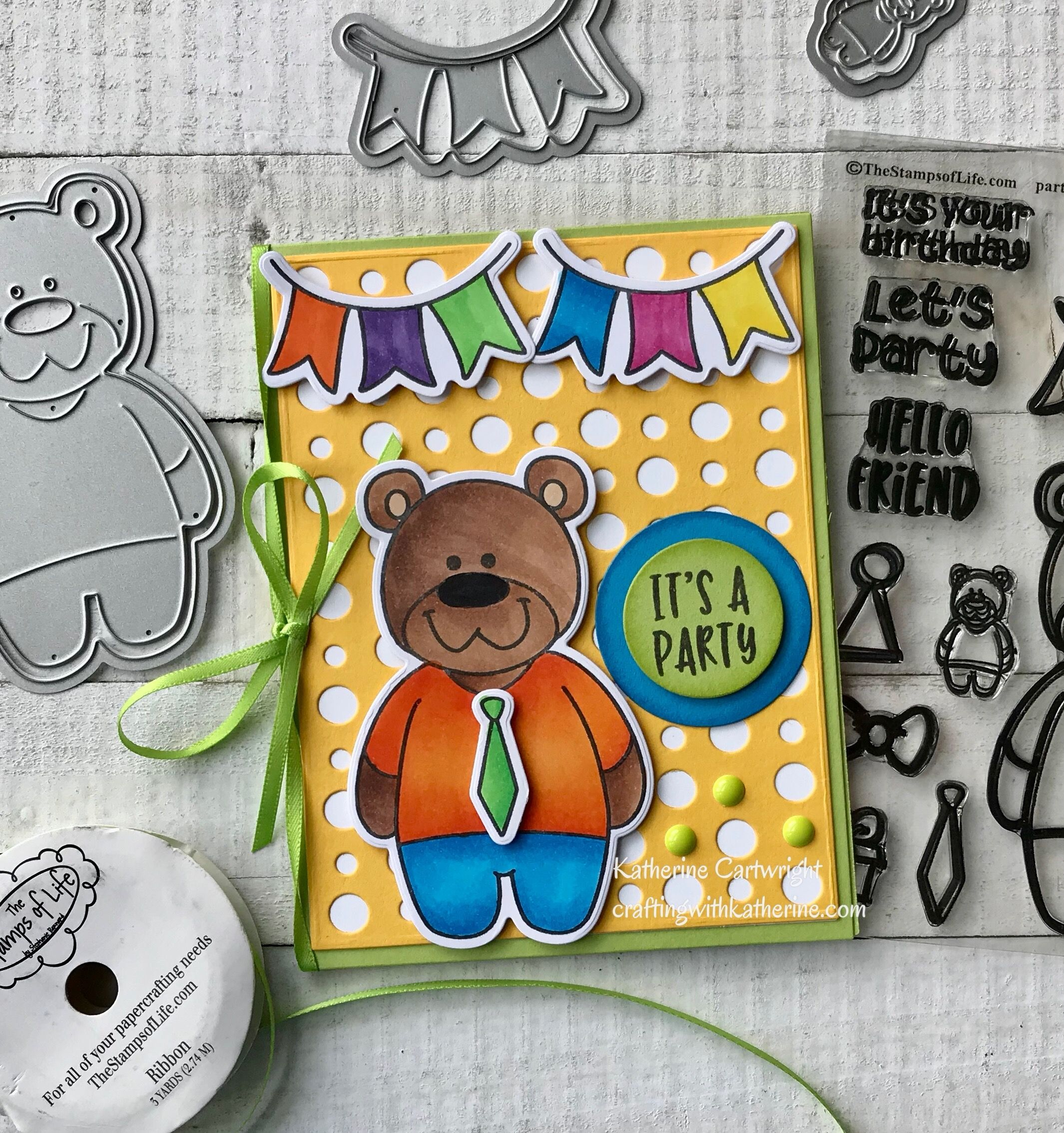 Pin By Crafting With Katherine On The Stamps Of Life