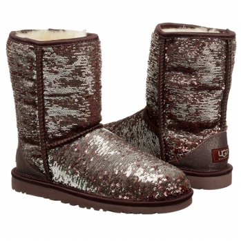 #UGG #Womens Boots #Women's #Classic #Short #Sparkles #Boot #