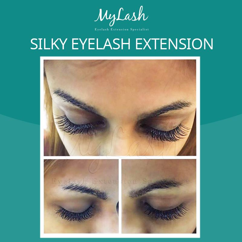 Mylashs Silky Eyelash Extension Is A Perfect Way To Make Your