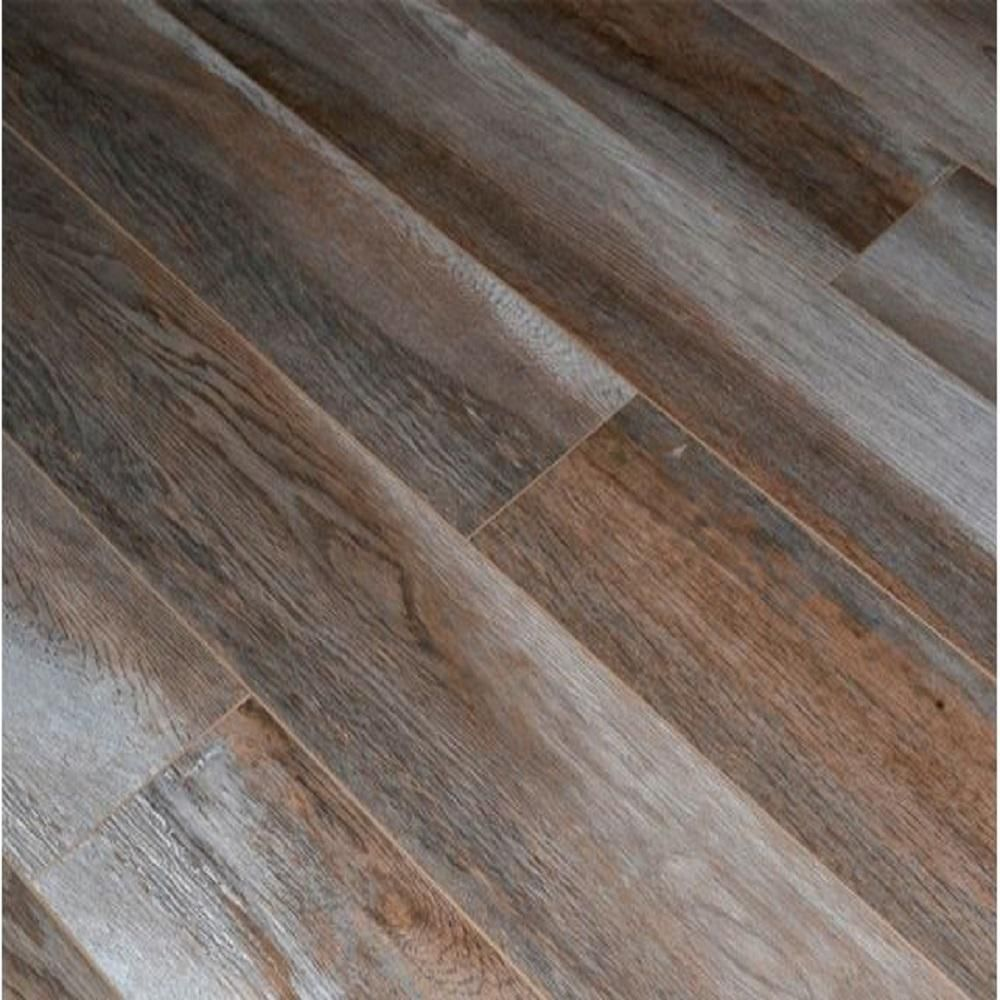 Dekorman Normal Ash Oak 12 Mm Thick X 5 7 In Wide X 48 In Length Click Locking Laminate Floor Wood Floors Wide Plank Laminate Flooring Wood Laminate Flooring