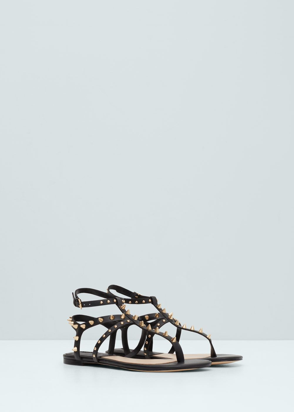 Sandals shoes usa - Studded Sandals