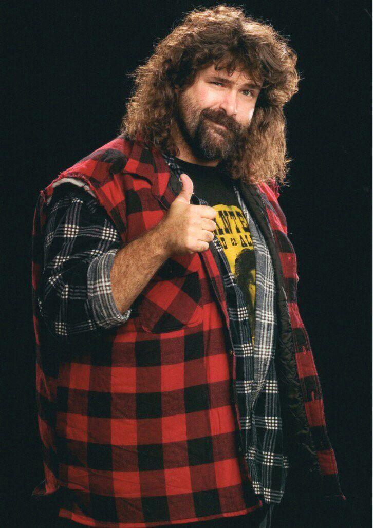 Cactus Jack In 2020 Mick Foley Wrestling Stars Pro Wrestling