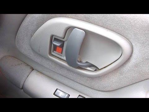 Replacing The Inside Door Handle On A Suburban For Under 15 Youtube Chevy Silverado 1996 Chevy Silverado Door Handles