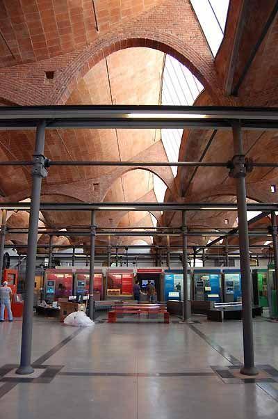 Lluis Muncunill Arquitectura Vapor Aymerich Gable Roof Design Brick Architecture Roof Architecture