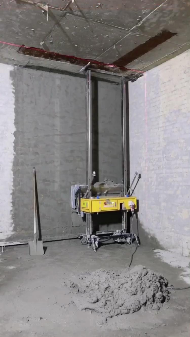 Cement Plastering Machine Beamazed Cement Plaster Architecture