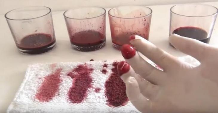 4 recettes maison pour faire du faux sang non toxique