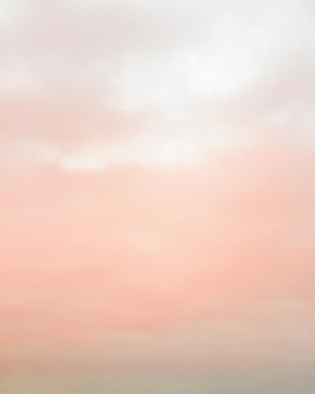 #kgobehindthescenes: Sunsets = perfect colour inspiration