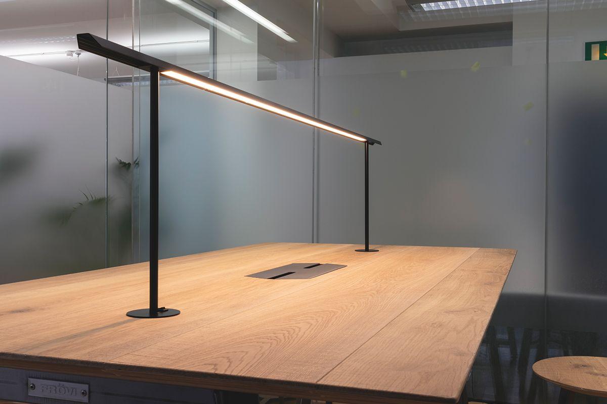 Beam Task Lighting Ideal Desk Accessory Frovi Task Lighting Office Task Lighting Lighting Design Interior