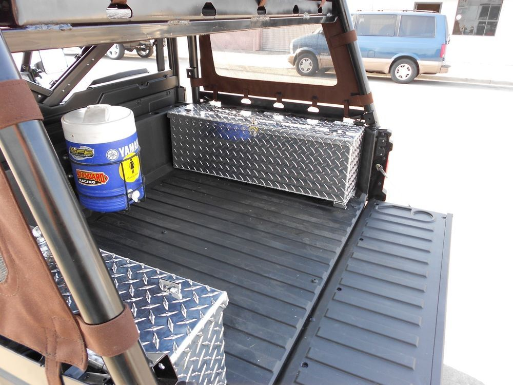Details about Full Size Polaris Ranger UTV Storage
