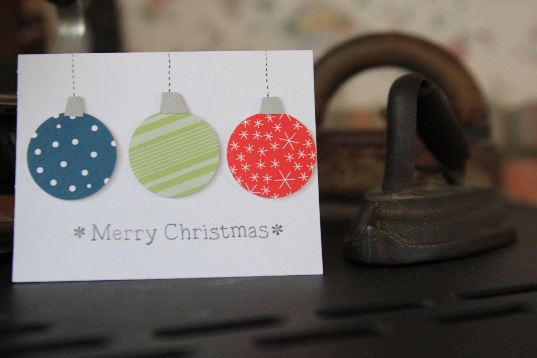 Handmade Christmas cards by sweetlydonecards on Etsy | Card ideas ...