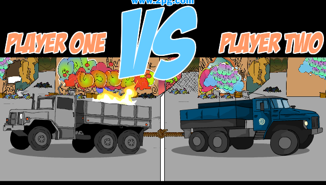 "Play ""Trucks of War"" Multi Player Game. !!! http//bit.ly"