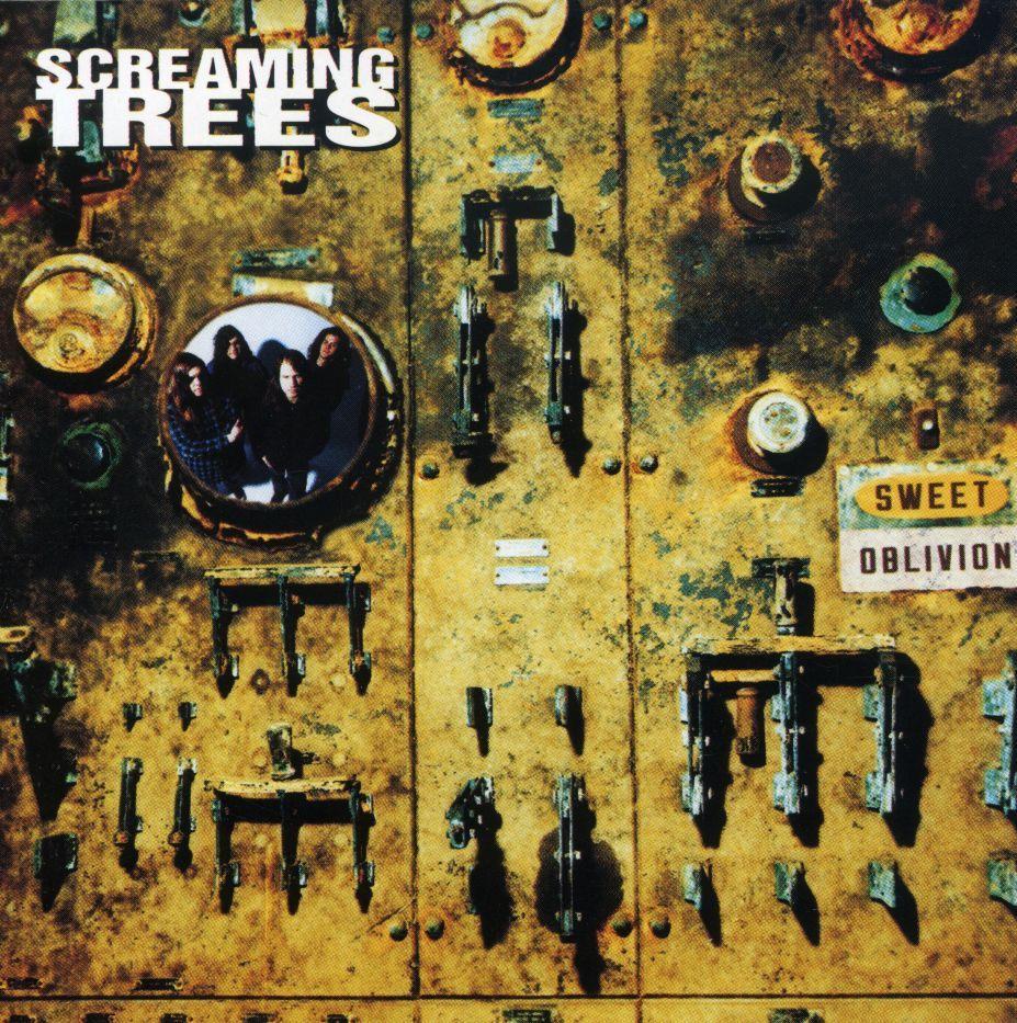 Screaming Trees - Sweet Oblivion (1992)