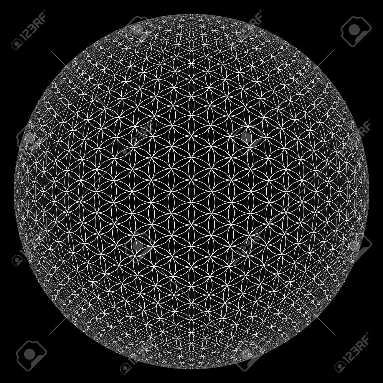 Flower Of Life 3d Google Search Energie De L Univers En 2019