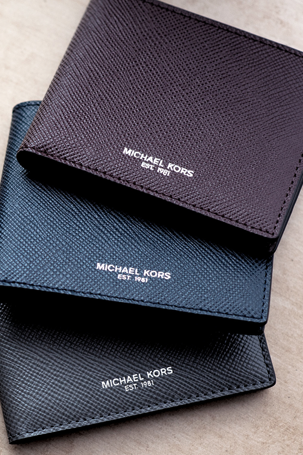 differently a5b14 87b8b From billfolds to card cases, Michael Kors has the styles to suit ...