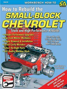 parts inspection guide how to build chevy small block engines rh pinterest com Small Block Chevy Fuel Injection 307 Small Block Chevy Rebuild Kit