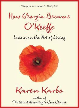georgia okeefe book