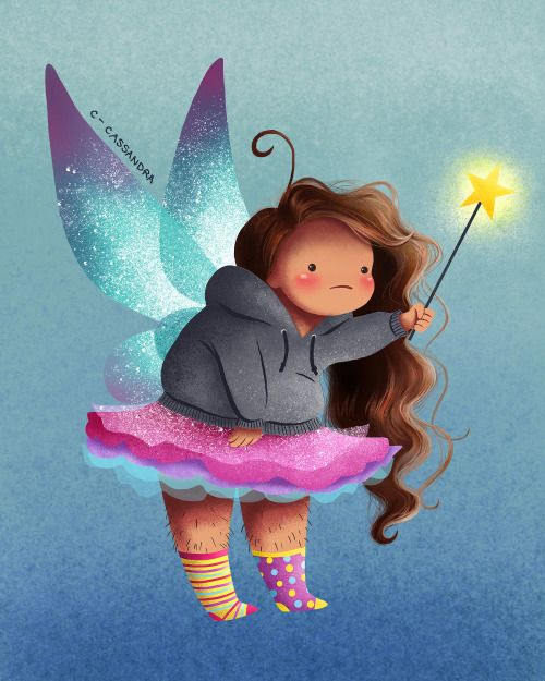 The Lazy Fairy Godmother With Images C Cassandra C Cassandra