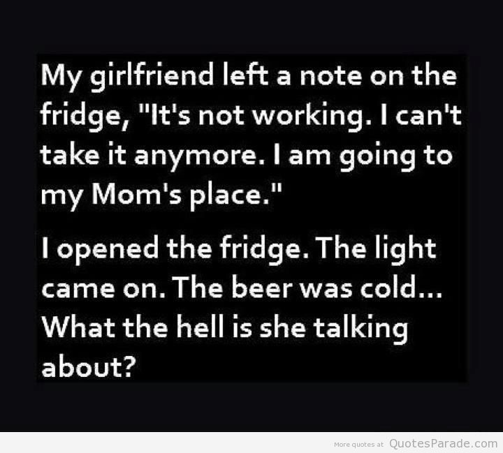 Man Woman Funny Quotes: Stupid Men Quotes And Sayings