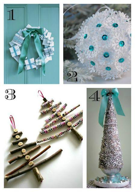 16 DIY Christmas Decor and Ornament Ideas DIY Christmas, Christmas