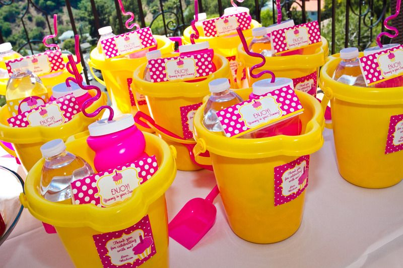 Pool Party Favors Ideas pool party birthday favors kids beach party favors set of 6 kids party favors 1st Birthday Party