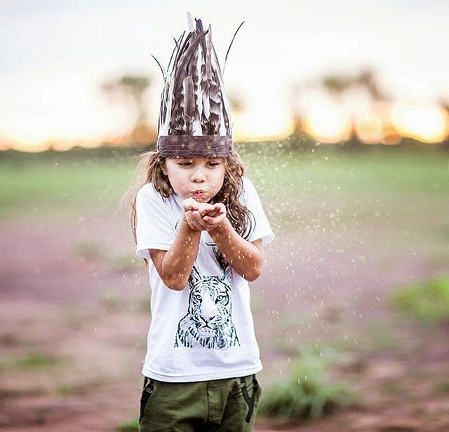 Paul&Paula blog: bandit kids | Flickr - Photo Sharing!
