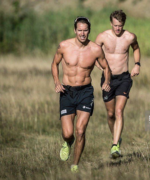 Emil Hegle Svendsen and Tarjei Boe | Men's Fitness Shapes ...