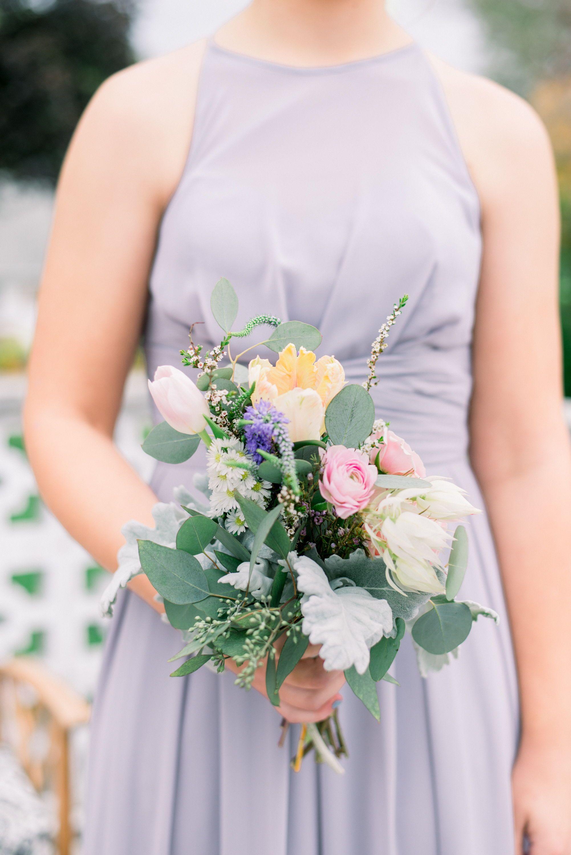 O Connell Wedding Lavender Wedding Dress Bridesmaid Poses
