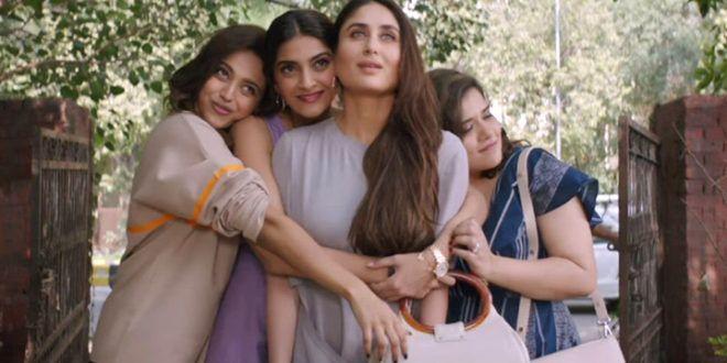 Kareena Kapoor and Sonam Kapoor starrer 'Veere Di Wedding ...