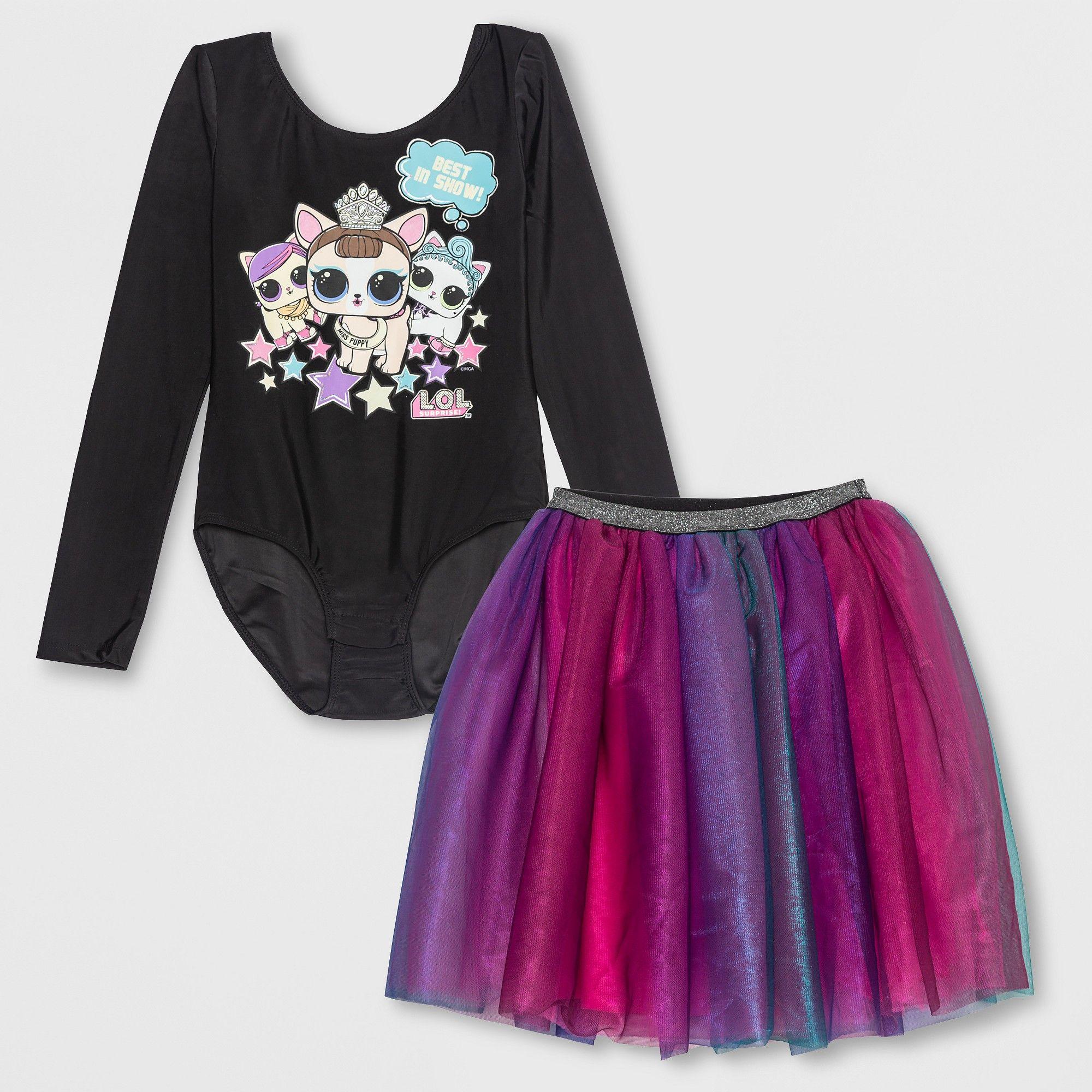 Series 4 Pets TUTU Skirt Bodysuit LOL Surprise TUTU Bodysuit L.O.L Surprise