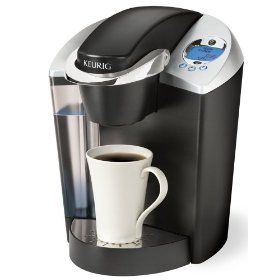 My morning would not be complete without a cup of coffe from my Keurig