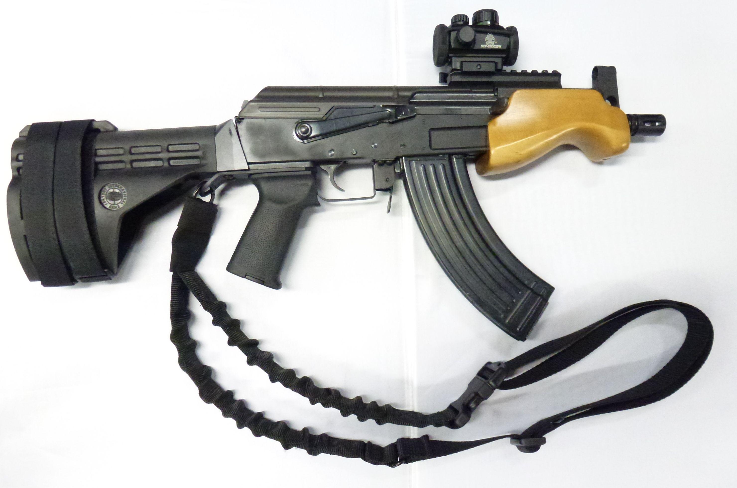 SOB47 Arm BraceFits all AK Pistol Variants | Hand Guns | Ak pistol