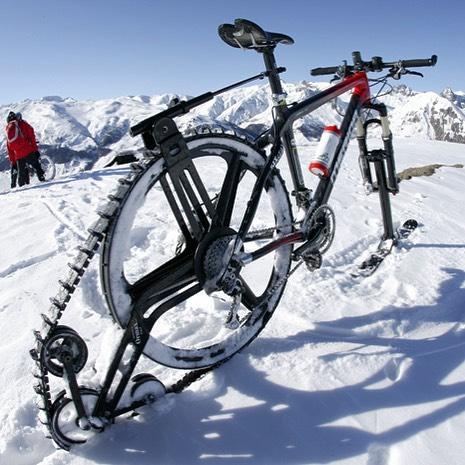 O Canada Tech Bicycle Design Bike Bag Gadgets