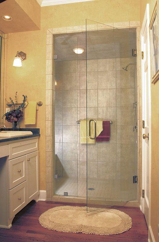 Tile Trim Around Outside Of Shower Door Shower Doors