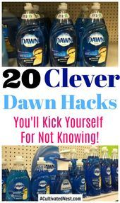 I didnt know these Dawn Dishsoap Hacks So many good cleaning tips using dawn  I didnt know these Dawn Dishsoap Hacks So many good cleaning tips using dawn