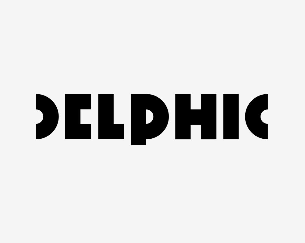 Delphic Non Format Branding Design Logo Logo Branding Identity Logo Design