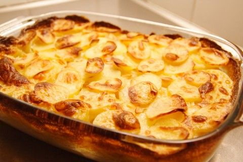 Easy scalloped potatoes recipe the best creamy scalloped potatoes easy scalloped potatoes recipe the best creamy scalloped potatoes easy recipe forumfinder Image collections