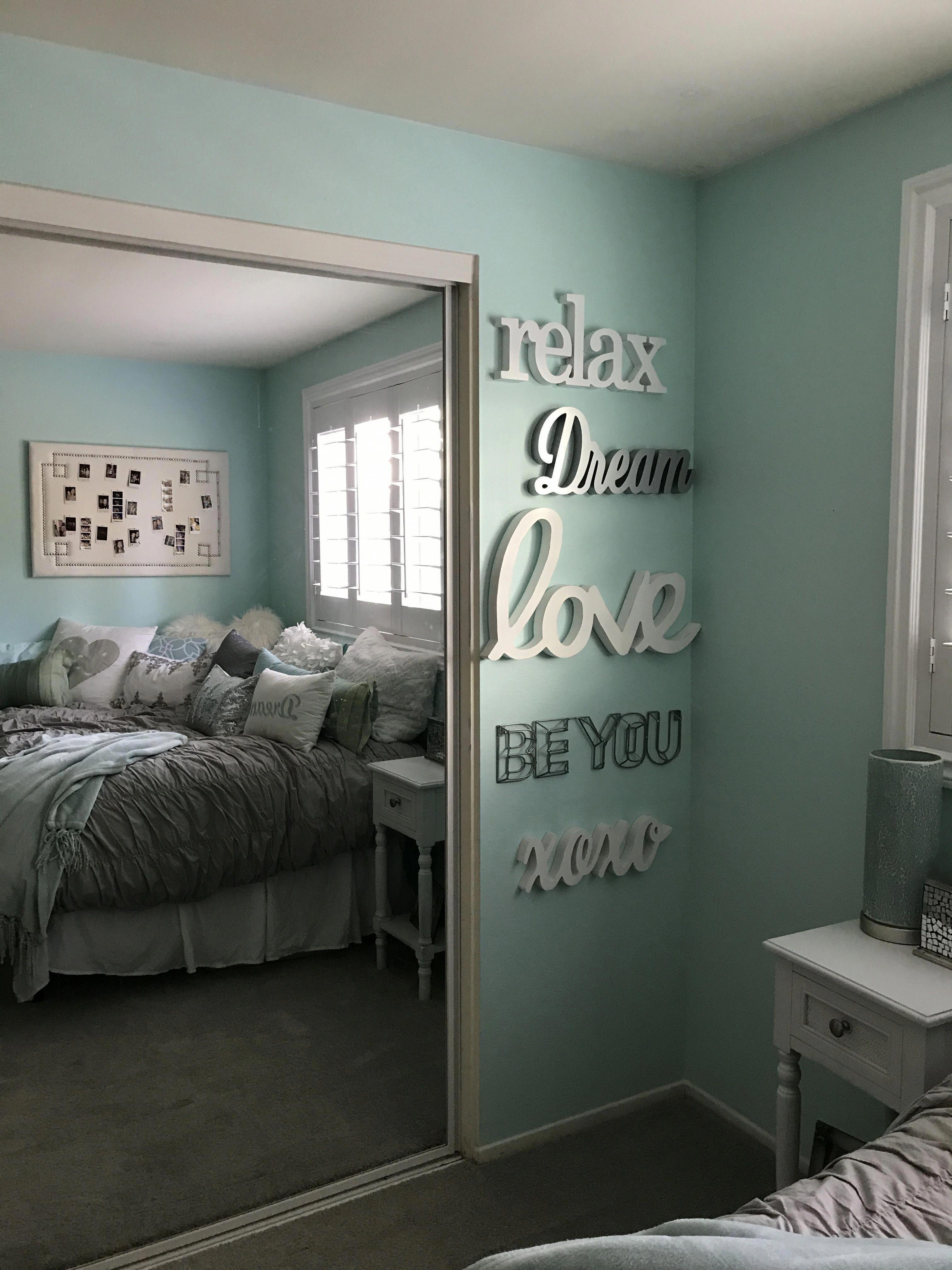Pin on Teen Girl Bedrooms Easy Peasy Ideas