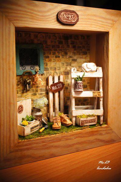 1/12 袖珍 - No.23 @ lindahu 的相簿 :: 痞客邦 PIXNET ::   Dollhouse miniatures, Miniature dolls, Miniatures